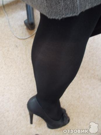Толстые ноги в колготках фото 602-610