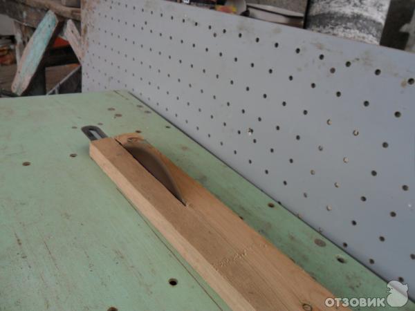 Отзыв: Станок деревообрабатывающий Могилевлифтмаш ИЭ-6009 А3 - Необходим для дома при наличии навыков.