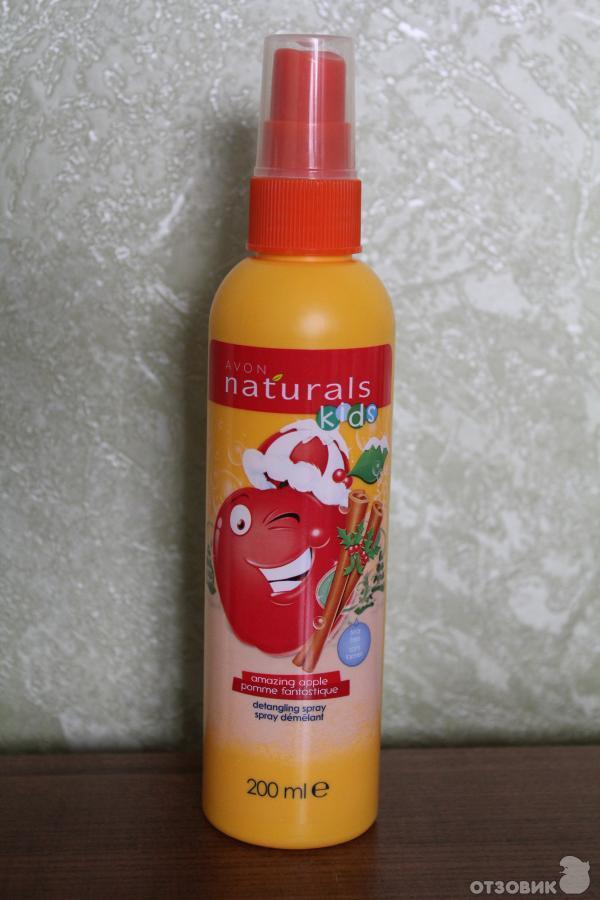 Спрей для волос детский