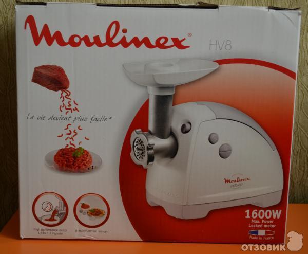 Скачать Инструкцию Мясорубка Moulinex Me6051