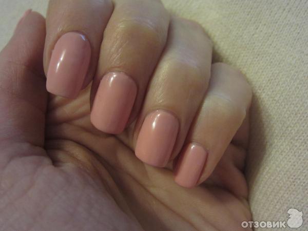 Гель лак для ногтей бесцветный