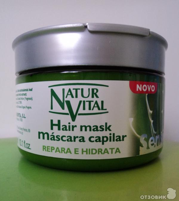 Маска при выпадении волос с алоэ в домашних условиях 970