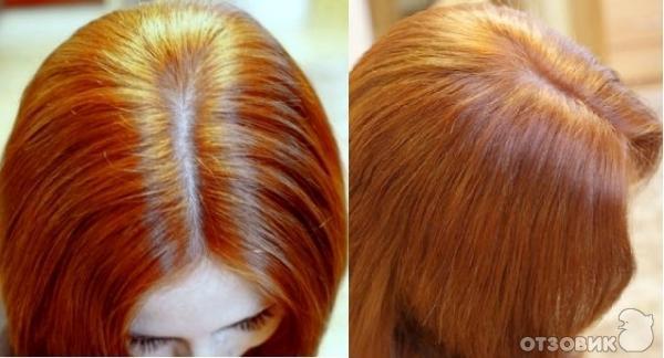 Как смыть рыжую краску с волос в домашних условиях содой