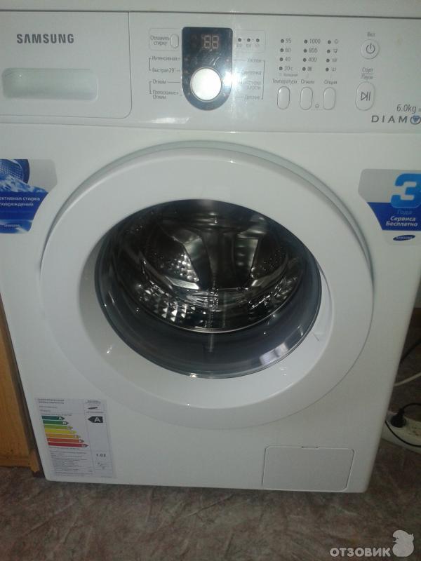 Ремонт стиральной машинки самсунг диамонд