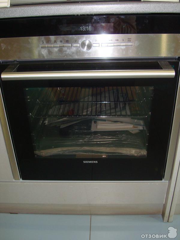 сименс духовой шкаф самоочистка инструкция