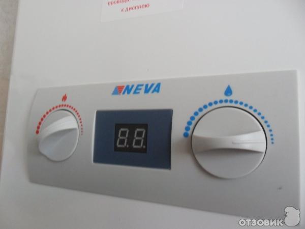 Отзыв: Газовая колонка Нева 4510 - Не фантан,но сойдет.