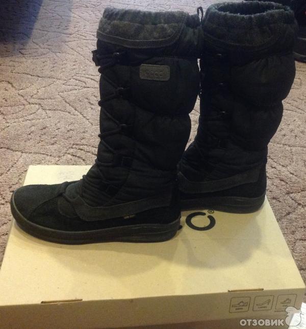 Отзыв: Обувь Ecco - Цена на 100% оправдывает качество! . Надежное спасение