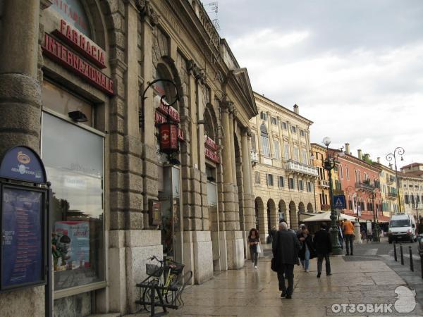 Отзыв экскурсия по г верона италия