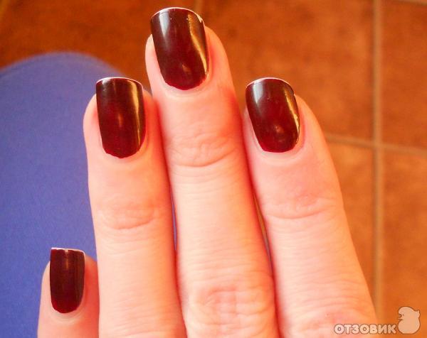 Почему быстро слезает лак гель с ногтей