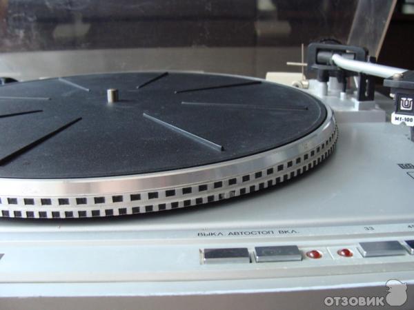 Отзыв: Проигрыватель виниловых пластинок Вега ЭП-120 Стерео - Отличный вертак по звуку и по отличной цене + видео.