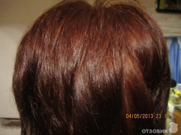 Краска для волос отзывы шоколад