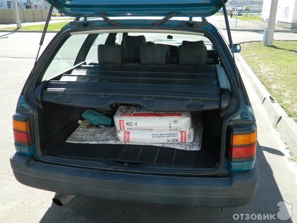 Багажник на крышу пассат б3 универсал своими руками 43