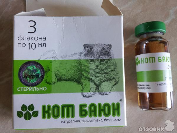 Лекарство кот баюн для чего