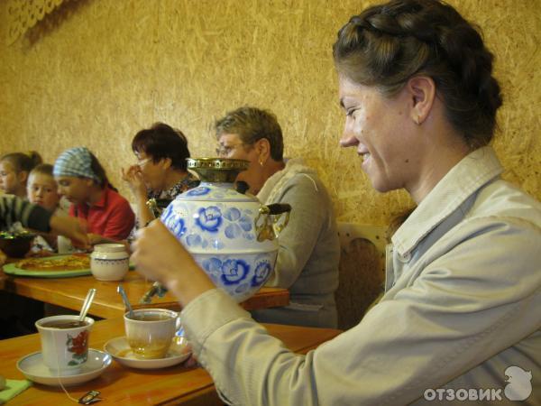 Экскурсия на Родину Бабы Яги в с. Кукобой (Россия, Ярославская обл.) фото