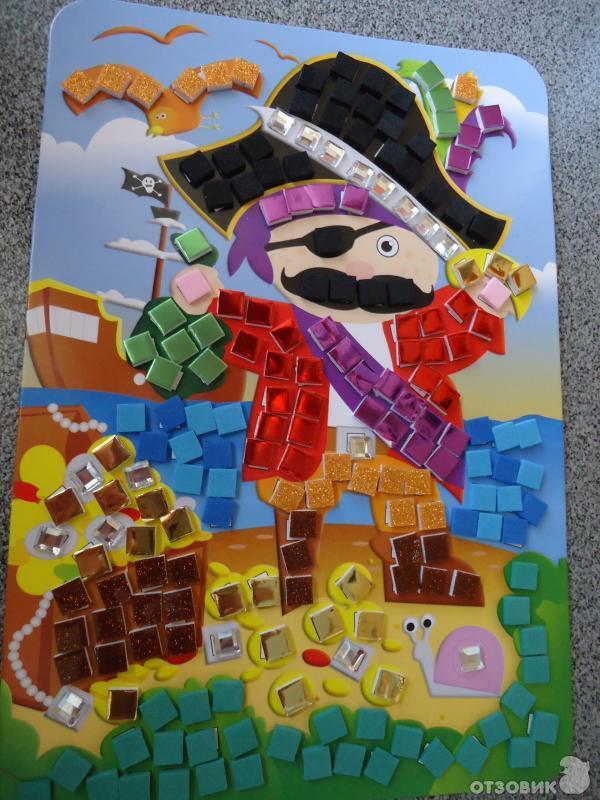 Как сделать поделку пирата 82