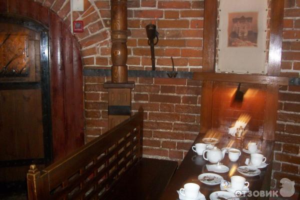 Кафе кладовая башня нижний новгород
