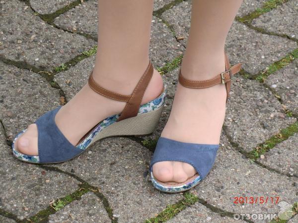 босоножки красивые на ноге - mimege.ru