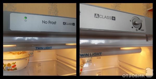 Как заменить лампу в холодильнике индезит