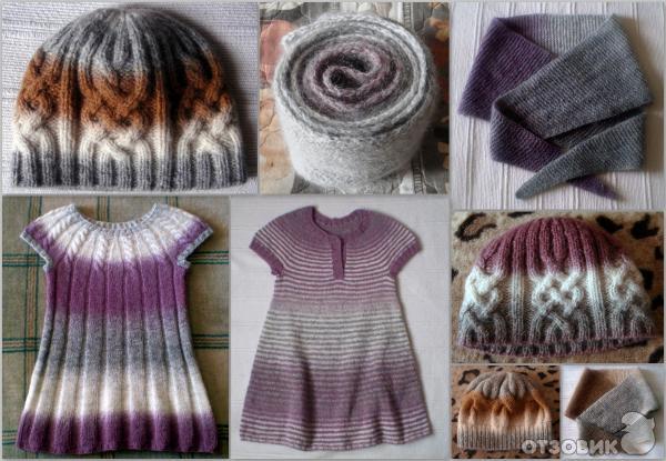Наша пряжа сайт вязание спицами схемы