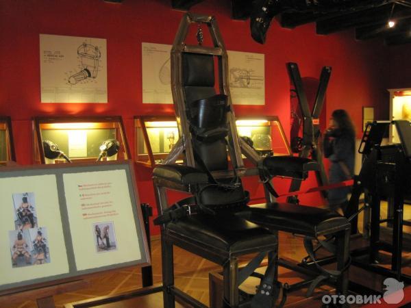 Дыры в онлайн казино va bank, Отзыв: Музей секс-машин и эротики (Чехия, Пра