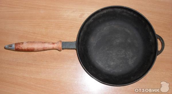 сковорода биол чугунная инструкция - фото 5