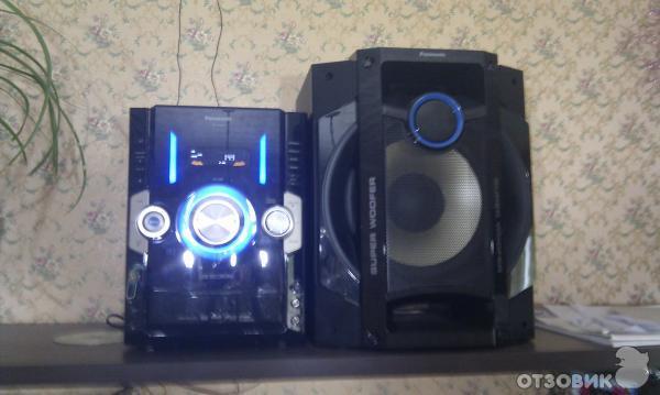 Купить музыкальный центр Panasonic SC-VKX8 EE-K в