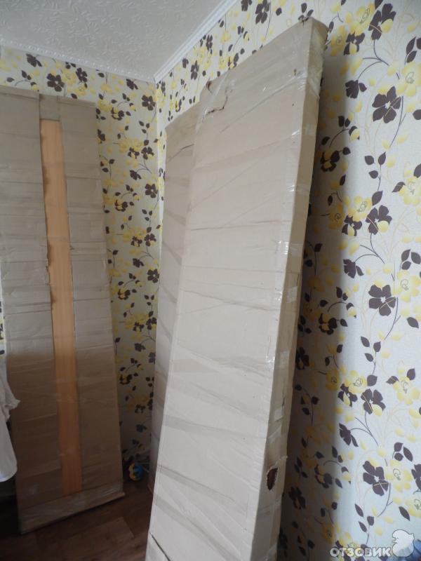 отзыв о шкаф купе дешевая мебель тут люкс 2 метра не идеален