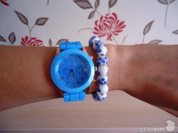Как носить наручные часы Часы на тонкое запястье