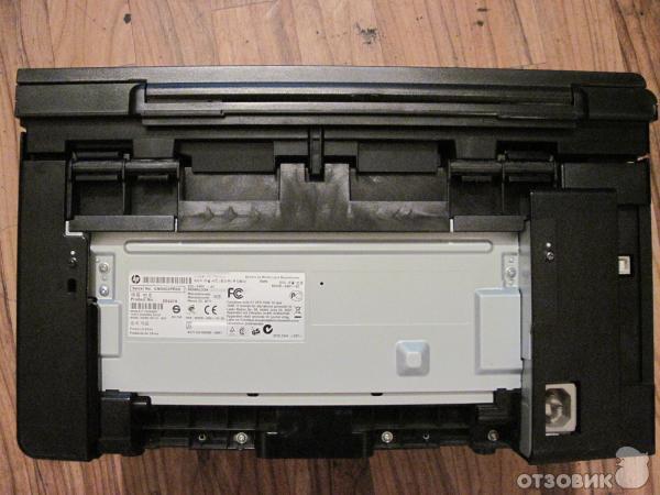 руководство пользователя принтер Hp Laserjet M1132 Mfp - фото 3