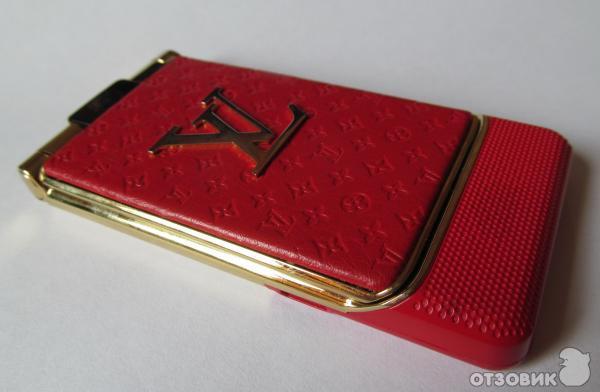 Отзыв о Сотовый телефон Louis Vuitton F16   «Гламурная штучка» 607bfad9dee