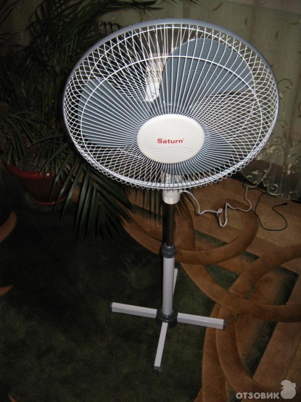 Вентилятор Напольный Инструкция По Сборке img-1