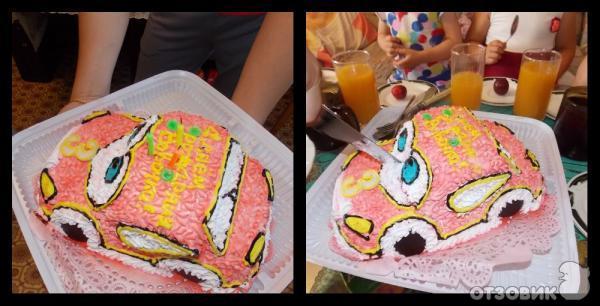 Торт на заказ в золушке в новокузнецке