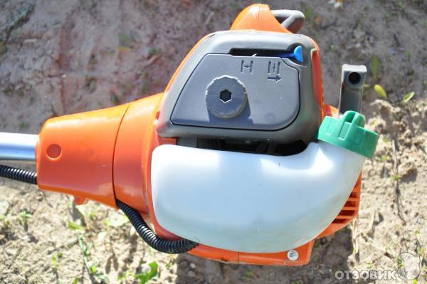 Триммер бензиновый хускварна ремонт своими руками 41