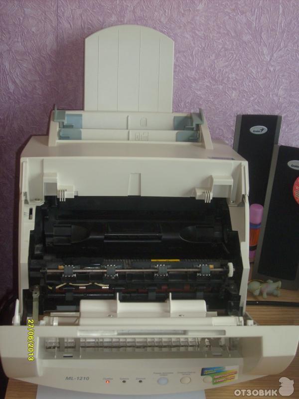 Лазерный принтер samsung ml-1210.