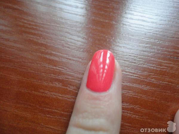 Если трескается гель лак на ногтях