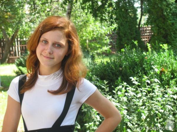цвет волос янтарь фото: