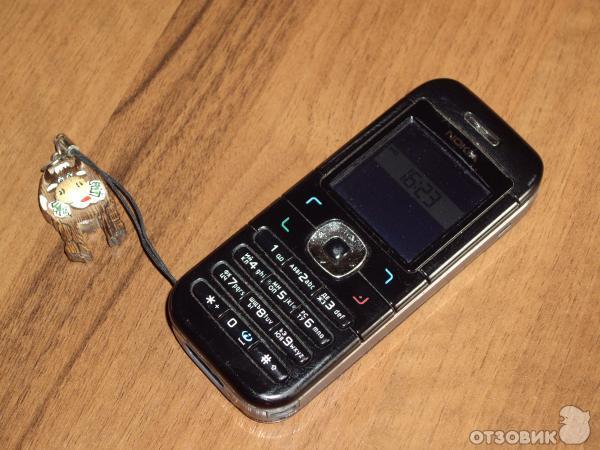 Отзыв: Сотовый телефон Nokia 6030 - Мой незаменимый помощник в течении 7,5