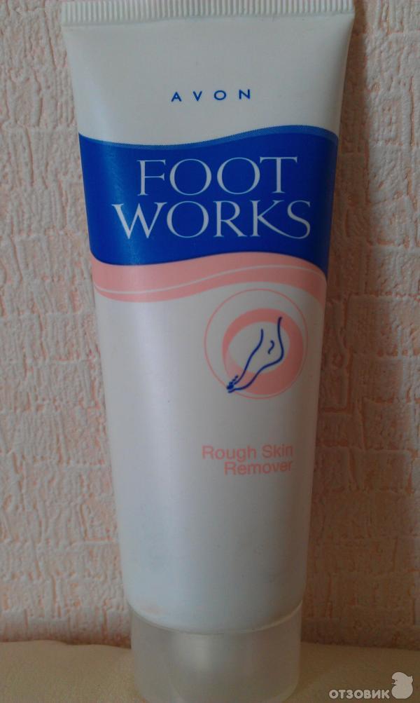 Средство для смягчения кожи ног эйвон отзывы