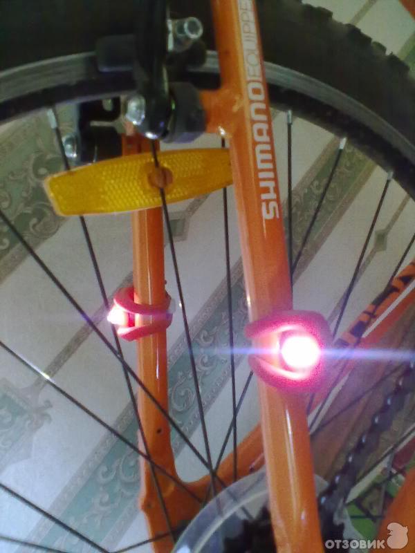 Отражатель для велосипеда своими руками 36