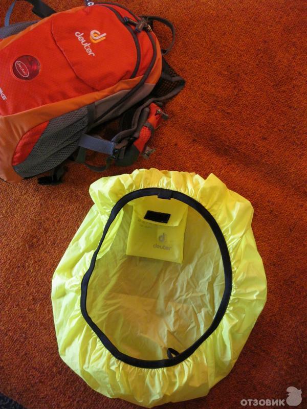 Отзыв о Рюкзак deuter ultra bike | Идеальный детский рюкзак для HA12