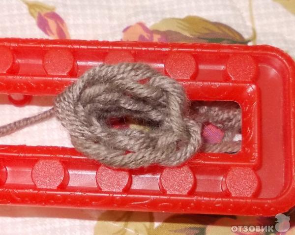 Устройство для вязания ЛУМ