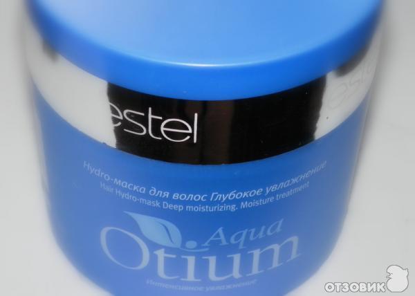 Маска эстель отиум аква отзывы