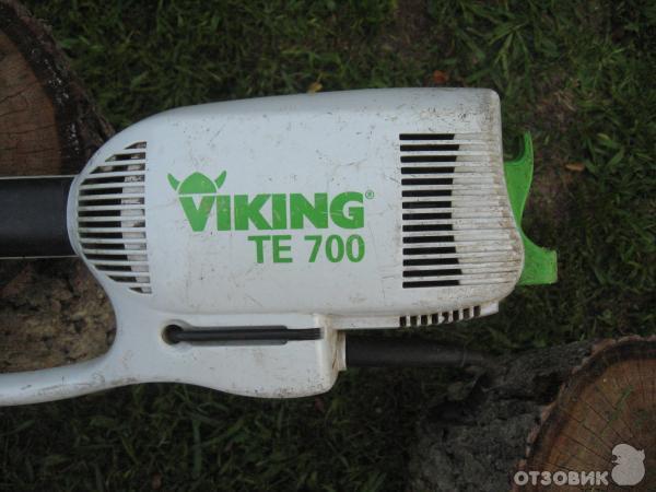 Ремонт электротриммера викинг