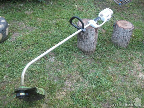Триммер викинг ремонт своими руками