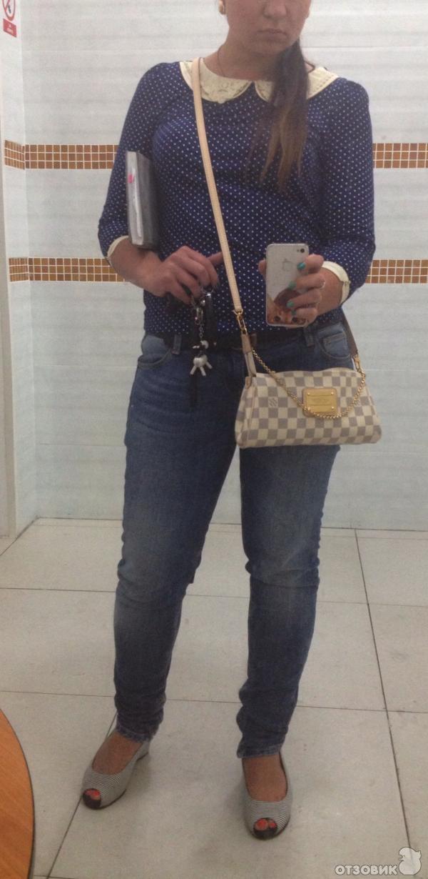 Отзыв о Женские сумки Louis Vuitton   Eva clatch Louis Vuitton Мечты ... 54c0015bb18