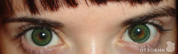 Отзыв о Цветные контактные линзы Bausch Lomb SofLens Natural Colors ... aa5cf82f101ee