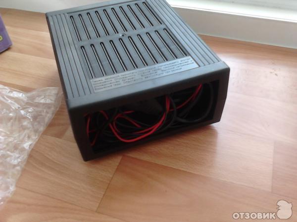 Отзыв: Автоматическое зарядное устройство Орион PW160 - простая компактная зарядка для АКБ.