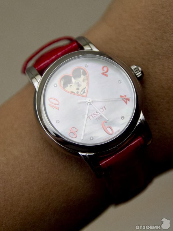 Сайт часов tissot женские