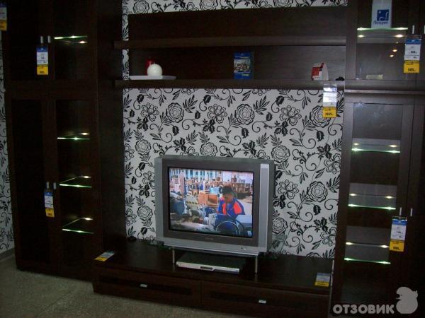 Мебель Лазурит Гостиная Клео Москва