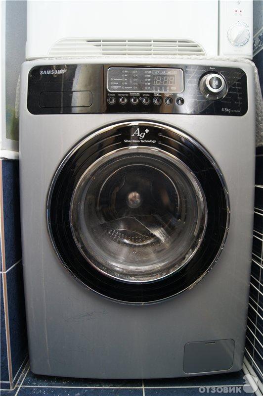 стиральная машина самсунг с ионами серебра инструкция